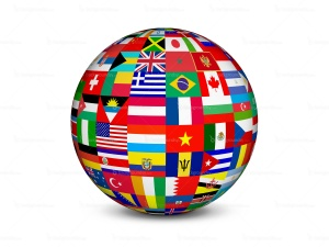 flagsGlobe