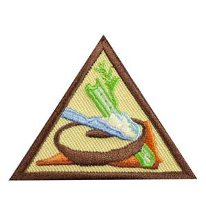 Brownie-Snacks-Badge
