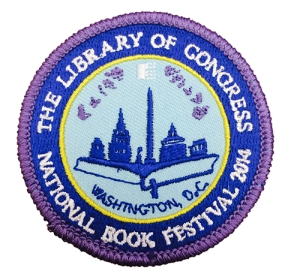 nationalBookFestival2014ScoutPatch