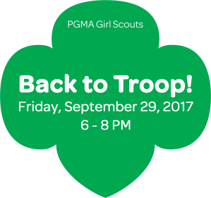 Back to Troop 2017-2018
