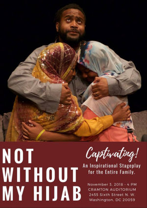 Not Without My Hijab Stage Play, Nov 3   PGMA Girl Scouts